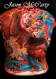 BODY ART TATTOO
